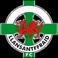 Llansantffraid FC logo