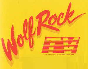 Wolf Rock TV Logo
