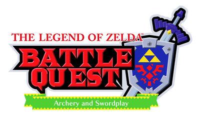 NintendoLand Zelda Battle Quest Logo