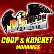 WPDH-FM's 101.5's Coop And Kricket Mornings Video Promo From May 2012