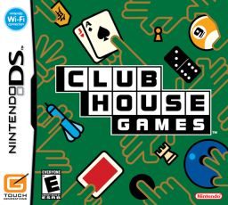 Clubhouse Games cover
