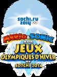 Logo FR - Mario & Sonic Wii U