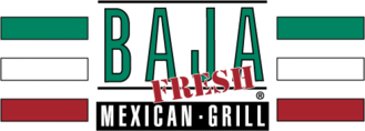 Logo of Baja Fresh (1990-1997)