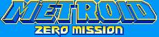Metroid Zero Mission logo