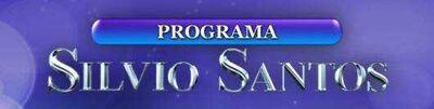Programa-do-Silvio-Santos-Logo