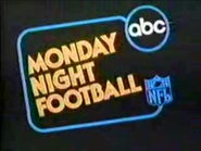 ABC Sports' ABC's NFL Monday Night Football Video Open From 1981