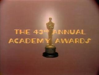 Oscars43rd