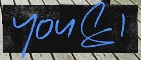 1D You & I logo