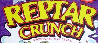 Reptar Crunch logo