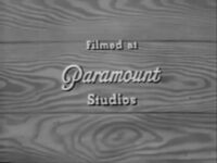 Paramount studios 1960