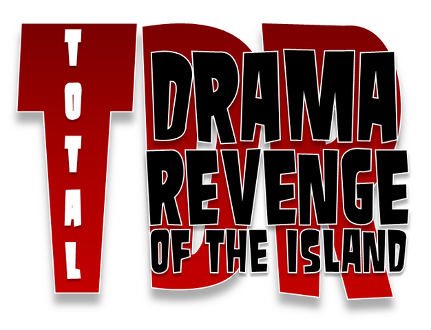 File:Total Drama Revenge of the Island LOGO!!.png