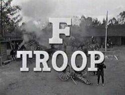 F Troop opening