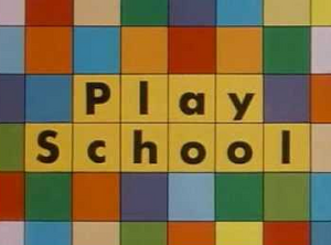 Play School 1990s logo