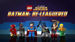 Batman Be-Leaguered