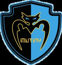 Tampa Bay Mutiny logo