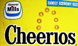 Cheerios 1959