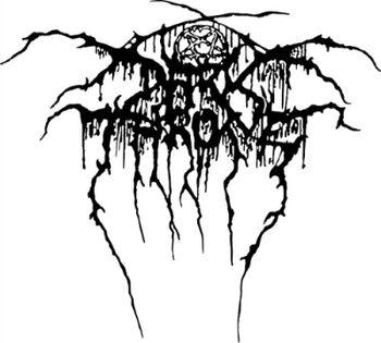 Darkthrone logo
