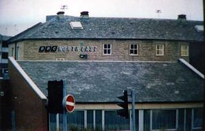BBC North East Studios 1990s