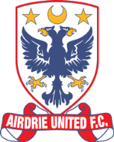 Airdrie United FC logo