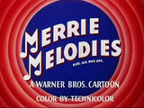 Merrie Melodies Bugs Bunny Rides Again