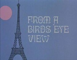 From a Bird s Eye View titlecard