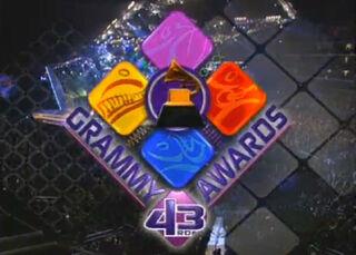 Grammys 43rd