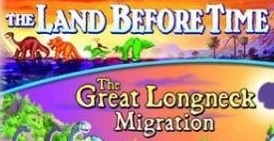 The Land Before Time 10 logo
