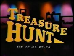 Treasure Hunt Pilot
