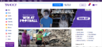 Yahoo Website 2016