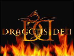 Dragon's Den logo