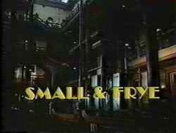 Smallandfryelogo