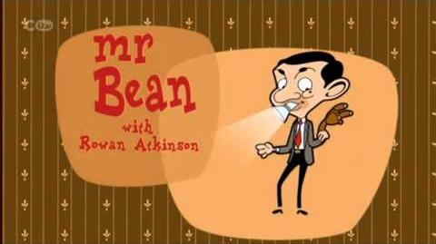Mr Bean Animated Series Intro 2015