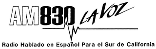 AM830 1992