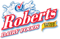Roberts Dairy Foods logo 2011
