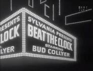 Beat the Clock 1952