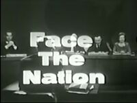 Face the Nation 1960s