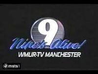 WMUR 1987 Logo