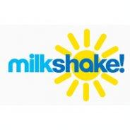 184 4375 Milkshake logo