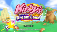 Kirby Return to Dream Land 16x9