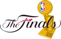 NBA Finals logo, 2007