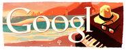 Google Tom Jobim's Birthday