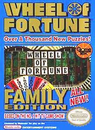 Wheel of Fortune Family Edition (NES)