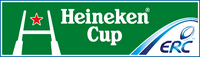 Heineken Cup logo (2011-2013, landscape)