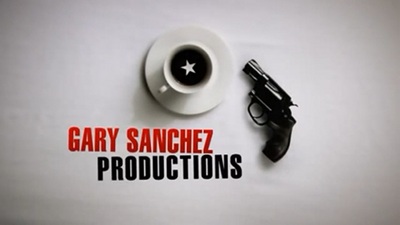 Gary Sanchez Productions logo