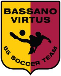 Logo Bassano Virtus 55 Soccer Team