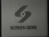 Screen Gems 1966 Black and White