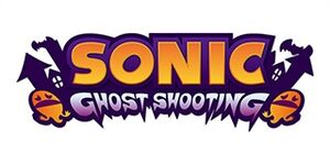 Sonic Ghost Shooting Logo