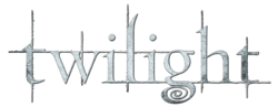 Twilight movie logo