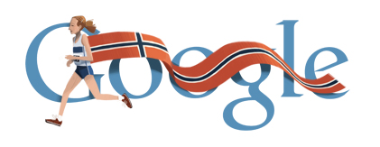 File:Google Grete Waitz's 58th Birthday.jpg