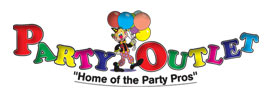 The Party Outlet Logo
